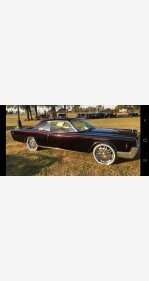 1966 Lincoln Continental for sale 101250311