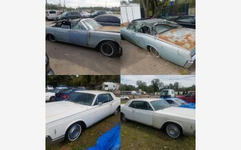 1966 Lincoln Continental for sale 101263103