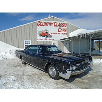 1966 Lincoln Continental for sale 101461852