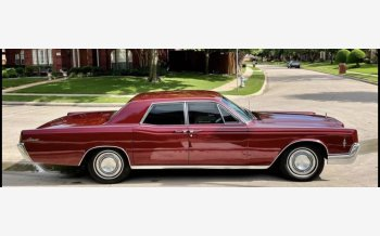 1966 Lincoln Continental Givenchy for sale 101618268