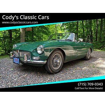 1966 MG MGB for sale 101335577