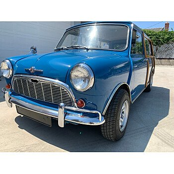 1966 Morris Mini for sale 101548730