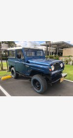 1966 Nissan Patrol for sale 101365564