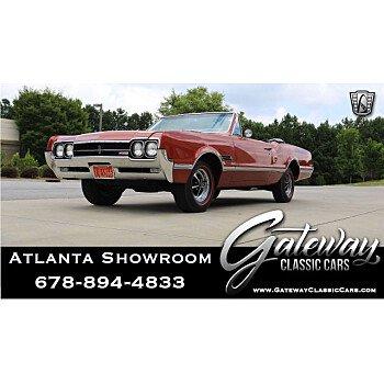 1966 Oldsmobile 442 for sale 101180019