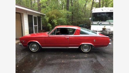 1966 Plymouth Barracuda for sale 100978680