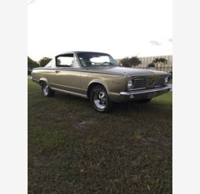 1966 Plymouth Barracuda for sale 101171124