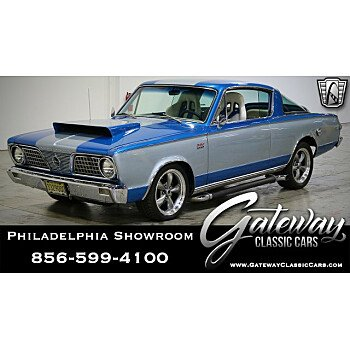 1966 Plymouth Barracuda for sale 101172525