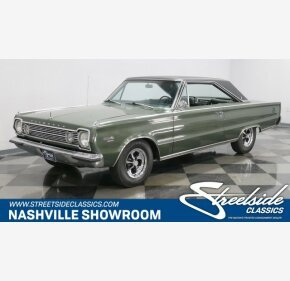 1966 Plymouth Satellite for sale 101204910