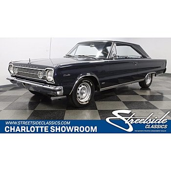 1966 Plymouth Satellite for sale 101362920