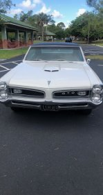1966 Pontiac GTO for sale 101448345