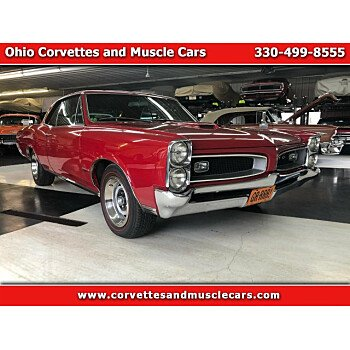 1966 Pontiac GTO for sale 100020710