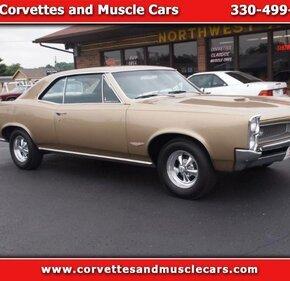1966 Pontiac GTO for sale 100993442