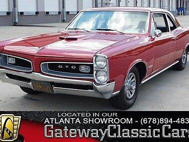 1966 Pontiac GTO for sale 101007776