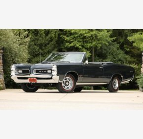 1966 Pontiac GTO for sale 101201346
