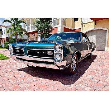 1966 Pontiac GTO for sale 101212856