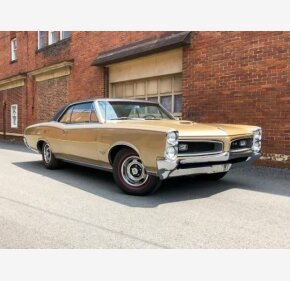1966 Pontiac GTO for sale 101231801