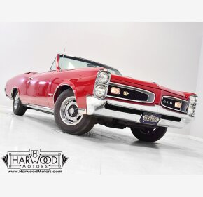 1966 Pontiac GTO for sale 101250366