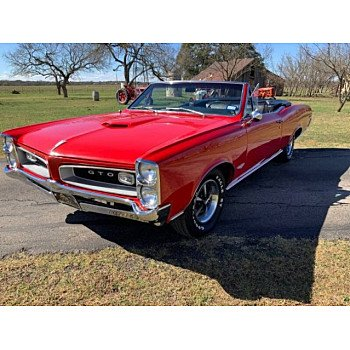 1966 Pontiac GTO for sale 101285754