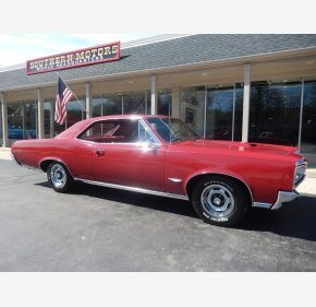 1966 Pontiac GTO for sale 101328253