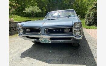 1966 Pontiac GTO for sale 101332311