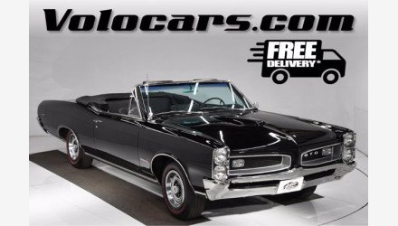1966 Pontiac GTO for sale 101341859