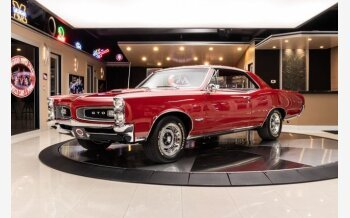 1966 Pontiac GTO for sale 101364272