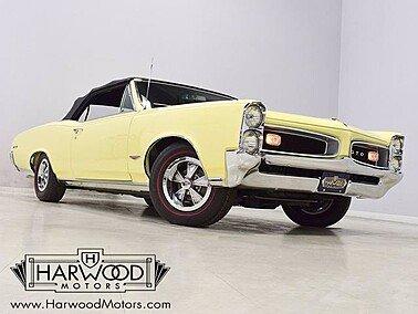 1966 Pontiac GTO for sale 101493727