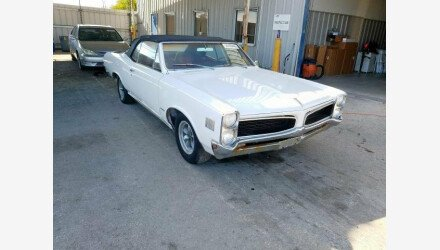 1966 Pontiac Le Mans for sale 101270439