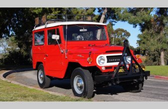 1966 Toyota Land Cruiser for sale 101111712