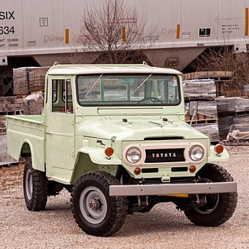 1966 Toyota Land Cruiser for sale 101312870