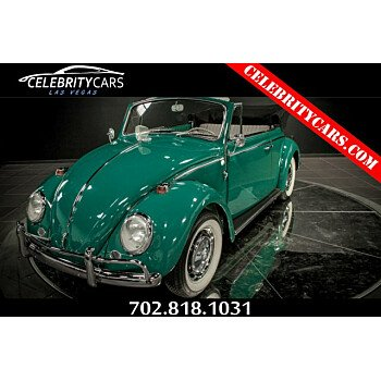1966 Volkswagen Beetle for sale 101126626