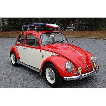 1966 Volkswagen Beetle for sale 100962041