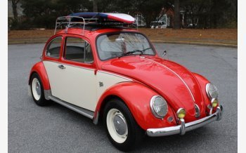 1966 Volkswagen Beetle for sale 100962041