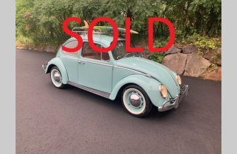 1966 Volkswagen Beetle for sale 101364140