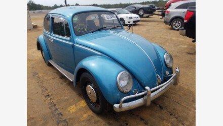1966 Volkswagen Beetle for sale 101422378