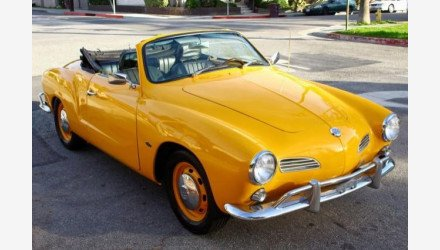 1966 Volkswagen Karmann-Ghia for sale 101093113