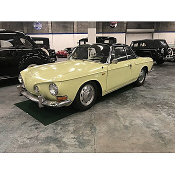 1966 Volkswagen Karmann-Ghia for sale 101391991