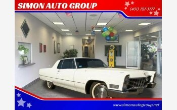 1967 Cadillac De Ville for sale 101077441