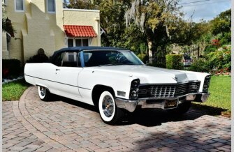 1967 Cadillac De Ville for sale 101078880