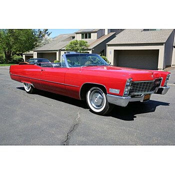 1967 Cadillac De Ville for sale 101140464