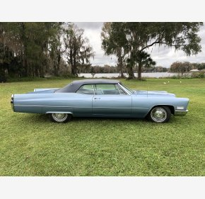 1967 Cadillac De Ville for sale 101259967