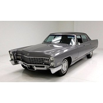 1967 Cadillac Fleetwood for sale 101169455