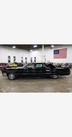 1967 Cadillac Fleetwood for sale 101405325