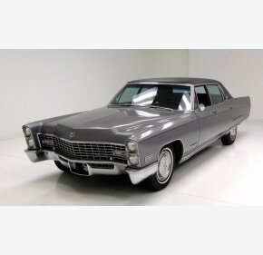 1967 Cadillac Fleetwood for sale 101458990