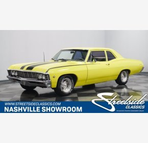 1967 Chevrolet Biscayne for sale 101366586