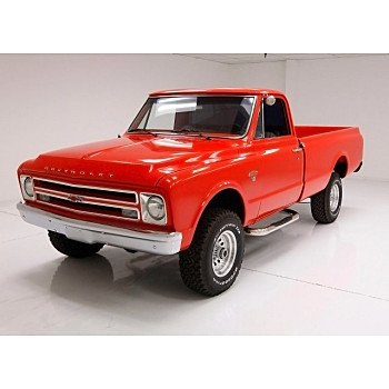 1967 Chevrolet C/K Truck for sale 101057943