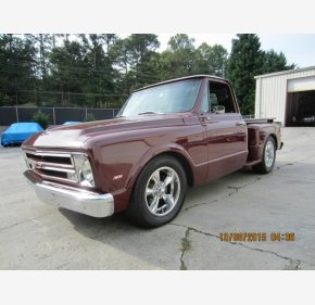 1967 Chevrolet C/K Truck for sale 100738817