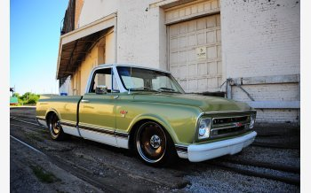 1967 Chevrolet C/K Truck for sale 101345984