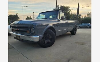 1967 Chevrolet C/K Truck C20 for sale 101486816