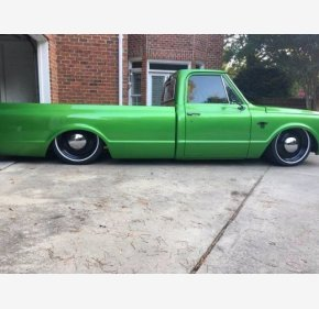 1967 Chevrolet C/K Truck for sale 100927818